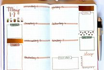 Bullet journal and so on