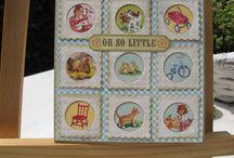 kaarten handmade by Rita