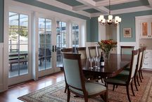 Patio Doors / We offer many styles of patio doors to customize your home.
