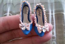 Sapatos e sandalias