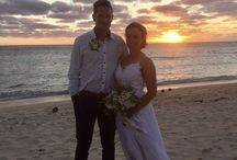 Rarotonga Wedding 15.09.17 / Photos from our beach wedding in beautiful Rarotonga, Cook Islands