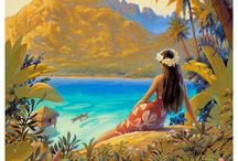 Tahiti / by Arlyn Rull