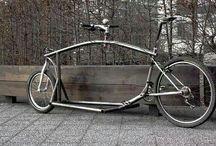 Transportsykkel / Cargo bikes