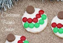 Christmas cookies for kiddies
