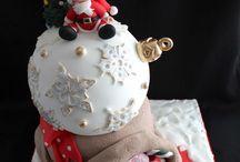 Kerst gebak