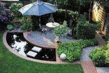 Zahrada- odpočinek