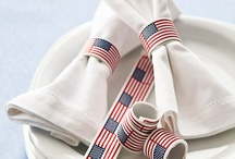 Stars and Stripes  / by Amanda Morris