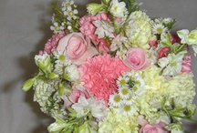 Wedding bouquets / by Wizbiff Walton