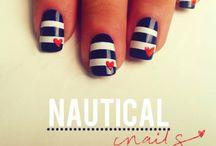 *Beauty on nails*