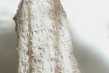 crochet dress/Vanessa Montoro