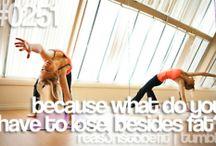 Fitness / by Jana Stansberry