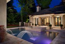 Delaware Valley Outdoor Deck and Pool Lighting