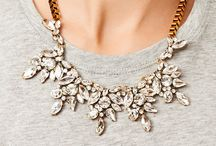 [style] statement necklace / by Sugar & Spice