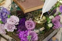 steampunk centerpieces / by Sandy Scamehorn