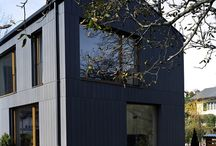 Details / Solutions for a modern architecture house