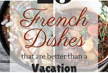 French dishes