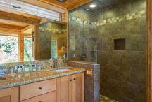 Interior Design: bathrooms