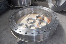 stainless steel flanges / Stainless steel,Cunife10 and duplex flange use for strong corrosive piping system on ship
