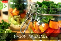 Salad Ideas, Tips & Tricks / Find ideas and tips on creating a delicious salad.