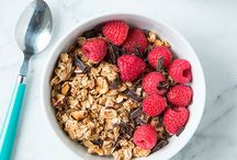 Wake up with hazelnuts / From coffee creamer, to granola - add a dash of nuttiness to your morning routine.