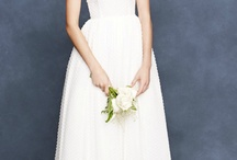 Nice Day for a White Wedding / Wedding dresses from couture to vintage styles / by Emily Cole