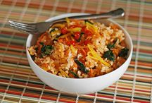 Grain Bowls and Rice Bowls Recipes