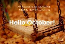 Hello October / Amazing Pictures