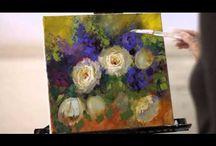 video flowers