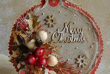 Scrapcard Christmas