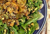 Σαλάτες healthy