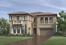 Estrella at Altair Irvine / Estrella neighborhood by Toll Brothers in the Altair Irvine masterplanned community