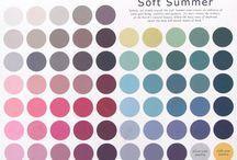 Call me Soft Summer / Beauty type