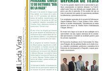 """Boletín Institucional """"Entre Pinos"""" - El lugar que nos une"""