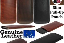 Genuine leather phone case covers / Handmade genuine leather phone covers, sleeves, pouches. Made of cowhide, lamb leather, calf leather. Available for many phone models, including iPhone 6 & iPhone 6Plus, iPhone 7 & iPhone 7 Plus, Samsung Galaxy S7 and Galaxy S7 Edge, Samsung Galaxy S8 and Samsung Galaxy S8+, HTC 10, LG G6, Motorola Moto G5 and many many others phone models.