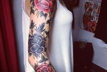 tattoos I like / by Tina Choate