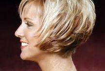 haircuts / by Adrienne Hart