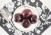 Panna Cotta & Pudding & Mousse