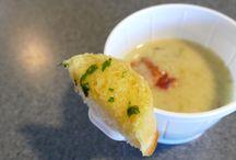 Mat och dryck / Recept och bilder av mat och dryck som tillagas och serveras i programmet Maris Café.