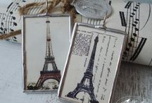 all things paris / by Pat Guidry
