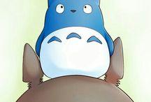 Totoro y talleres