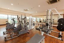 Hotel Facilities / Whether conducting business, keeping up with a fitness routine or looking to spend quality time with your family, our hotel is here to make the most of your stay by offering the services you need, the amenities you expect, and the extras you deserve.