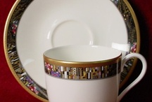 My China Patterns...Yes I love a great table setting!