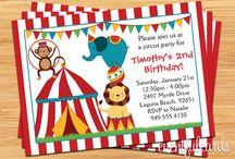 Celebration Theme - Circus