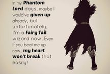 Fairy Tail / Everything from the Anime Fairy Tail.