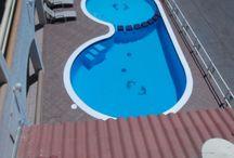 Swimming Pool / Our swimming pool