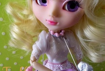 Pullip <3 / by Jackie @AmidorableCrochet
