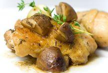 Eats: I Feel Like Chicken Tonight / by Sally Williams