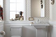 bathroom / by Abra Clampitt