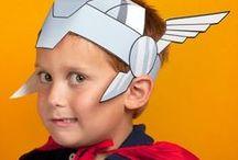 masque super hero