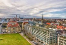 Panorama Views / Breathtaking views from the rooftops of Leipzig